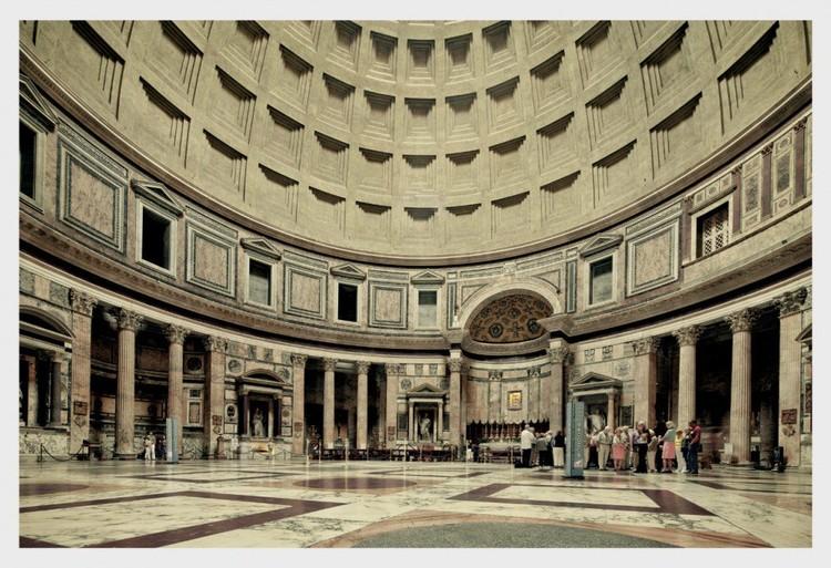 Pantheon, Rome © Franck Bohbot
