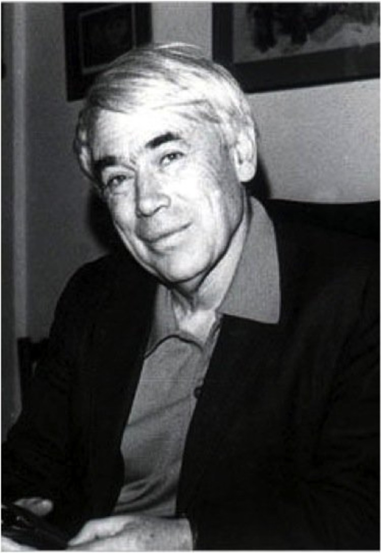 Retrato de Juan Borchers (c. 1970)