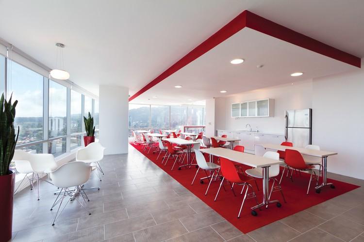 Oficinas puma energy studio domus plataforma arquitectura for Arquitectura de oficinas modernas