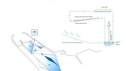 Propuesta Stavia 2012: Hotel de cubiertas verdes se funde con el paisaje Suizo