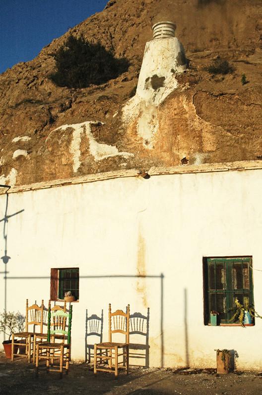 Casa-cueva en Almería, España © Ana Asensio