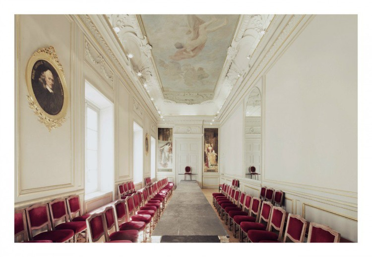 Odeon, The Room / Paris 2011 © Franck Bohbot