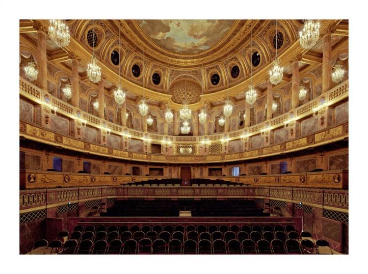 Opera Versailles / Paris 2011 © Franck Bohbot