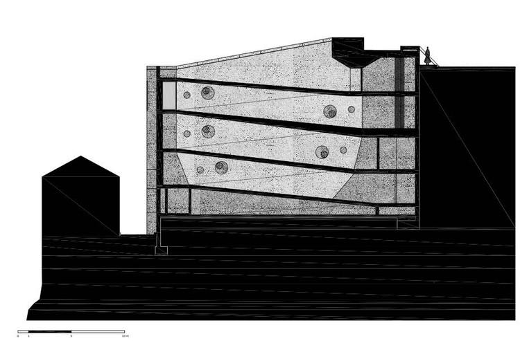 Estación Alta - Sección