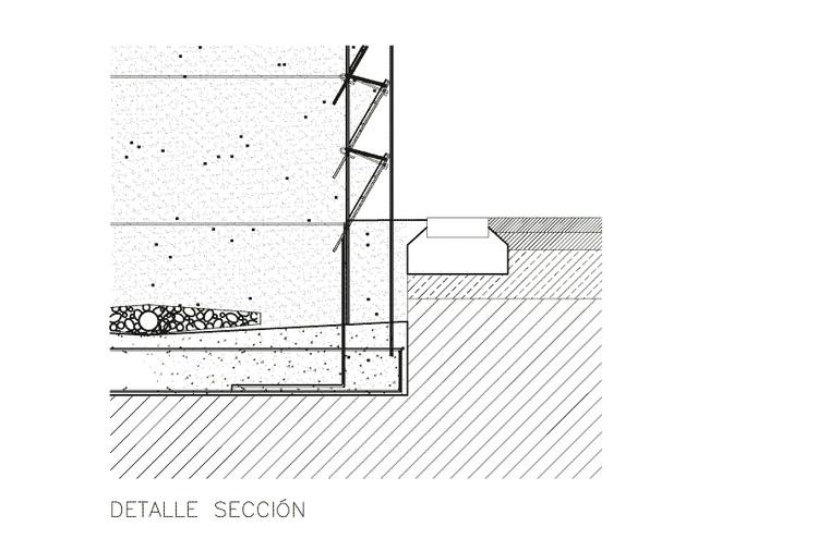 Detalle 2 / Muro de Tierra Vegetal