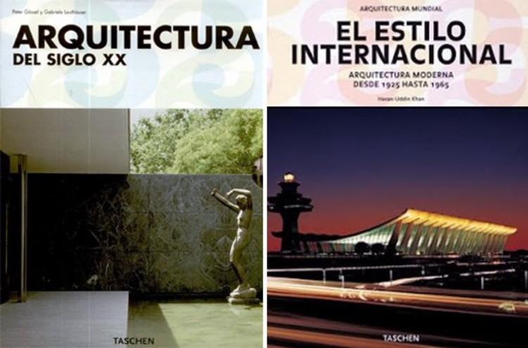 Plataforma libros historia de la arquitectura archdaily for Libro de dimensiones arquitectura