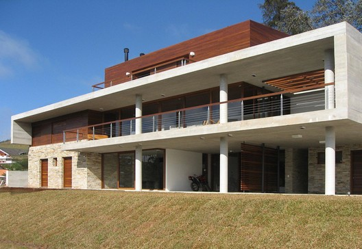 Cortesía de Reinach Mendonça Arquitetos Associados