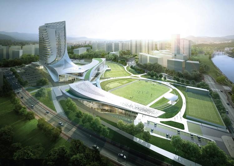 Cortesia de DRDS Architecture