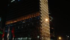 Proyecto Iluminación: Edificio CCU / Mónica Pérez & Asociados