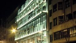 Fachada Club Deportivo Bilbao / GAZ Arquitectos