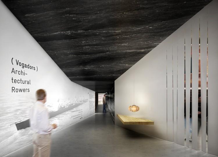 Cortesía Vogadors / Architectural Rowers