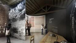 Pabellón en Venecia de Cataluña y Baleares / Vogadors (Architectural Rowers)