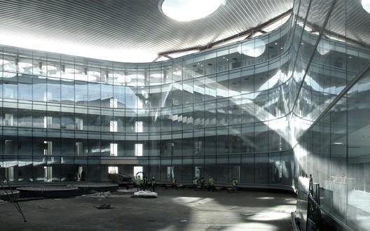 © Rafael de La-Hoz Arquitectos