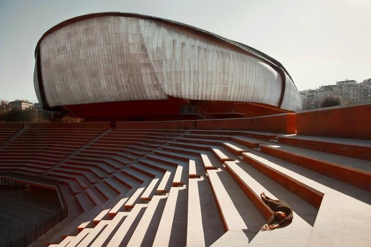 Auditorium Parco della Musica, Renzo Piano, Roma / © Anna di Prospero