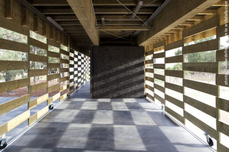 Pavilion at Aventura Park - Paratelier © Leonardo Finotti