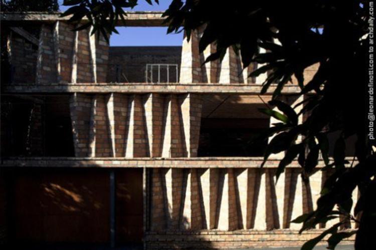 Solano Benitez - Esmeraldina House, Assunción PY © Leonardo Finotti
