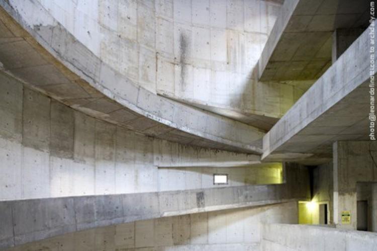 Alvaro Siza - Museu Iberê Camargo, Porto Alegre BR © Leonardo Finotti