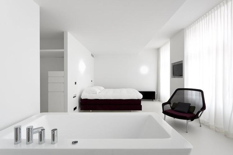 Hotel Zenden, Maastricht : Wiel Arets Architects © Joao Morgado