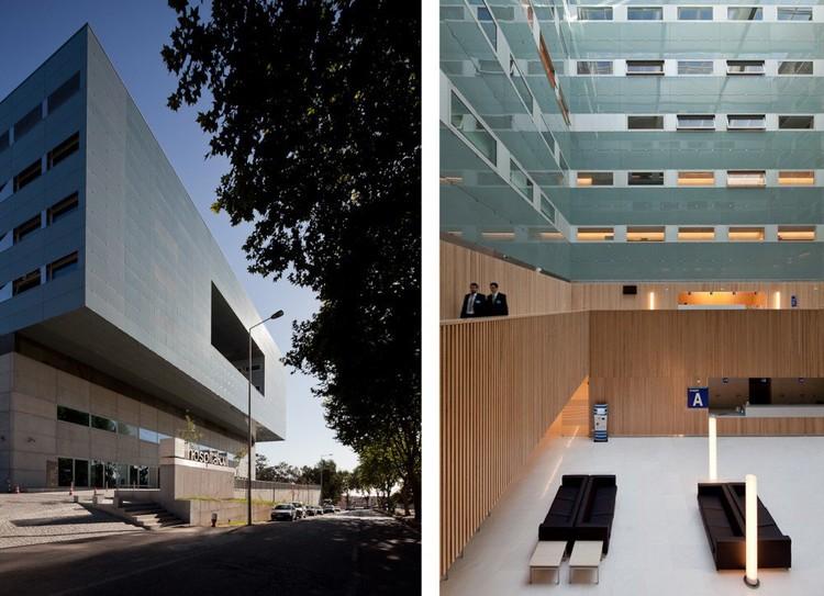 CUF Hospital en Oporto : Manuel Ventura e Associados © Joao Morgado