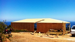 En Construcción: Casa en Tunquen / OFArquitectos
