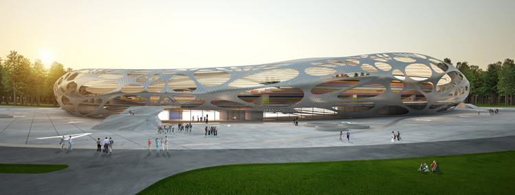 imagen via Arquitectura Viva