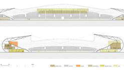 Estadio para el F.C. Bate de Borisov / OFIS
