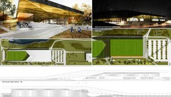 Complejo Deportivo SMEC / Saucier + Perrotte and Hughes Condon Marler Architects