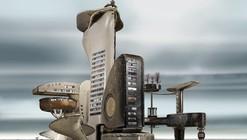 Arte y Arquitectura: Habitat Machines, David Trautimas