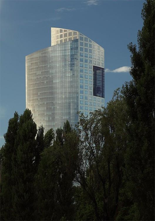 Edificio YPF-Buenos aires Pelli-Clarke -Pelli arq. © Gustavo Sosa Pinilla