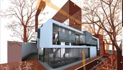 "I Plan House ""dentro del tejido"" / G2 Estudio"