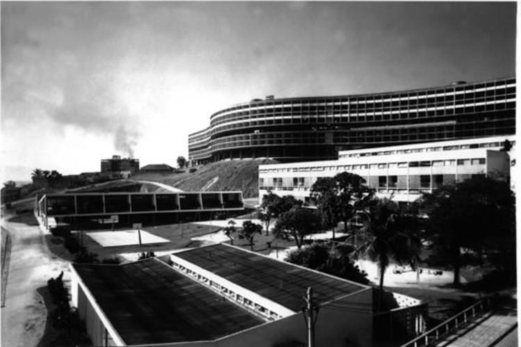 Clásicos de Arquitectura: Conjunto Residencial Alcalde Mendes de Moraes / Affonso Eduardo Reidy, Imagen EAD/PUCV