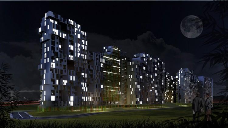 © ABIBOO Architecture / Etapa Concept