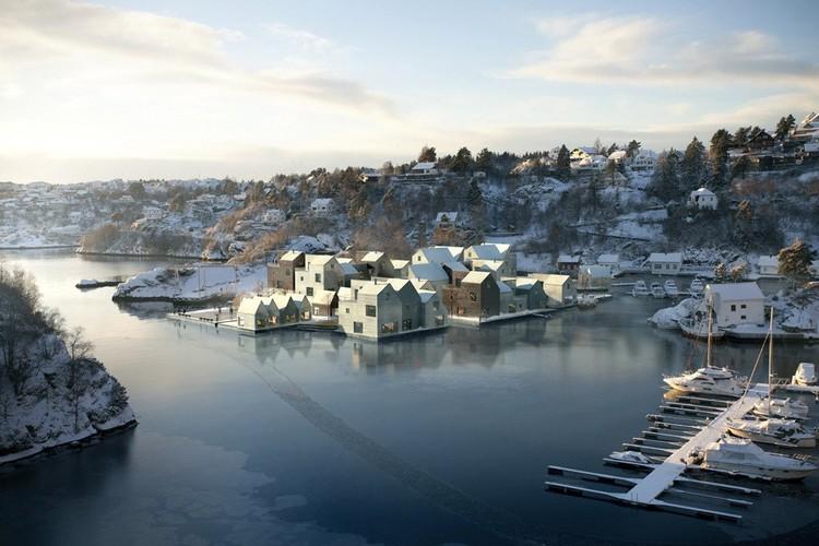 Eriksen Skajaa Architects