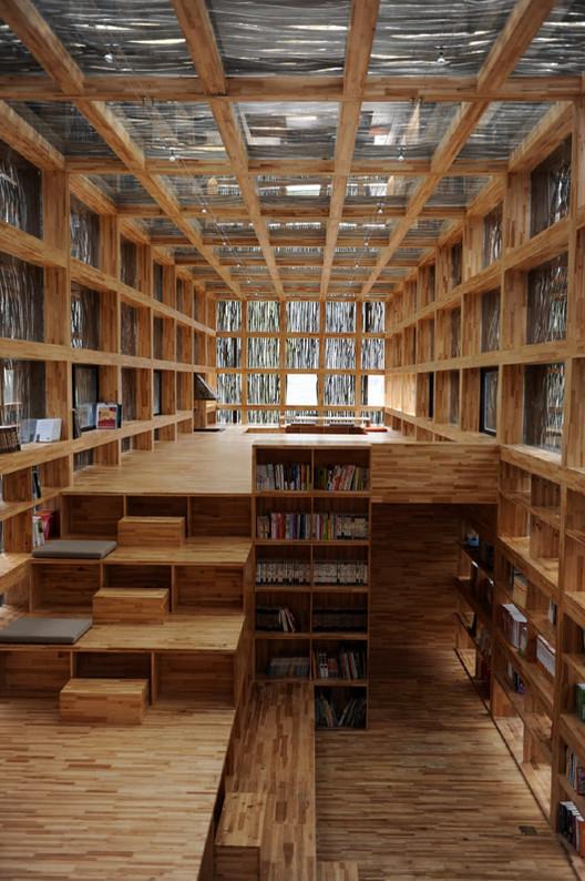 Biblioteca Liyuan / Li Xiaodong Atelier, © Li Xiaodong Atelier