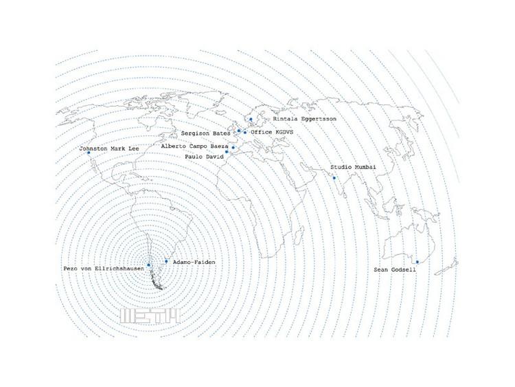 META, las diez oficinas internacionales