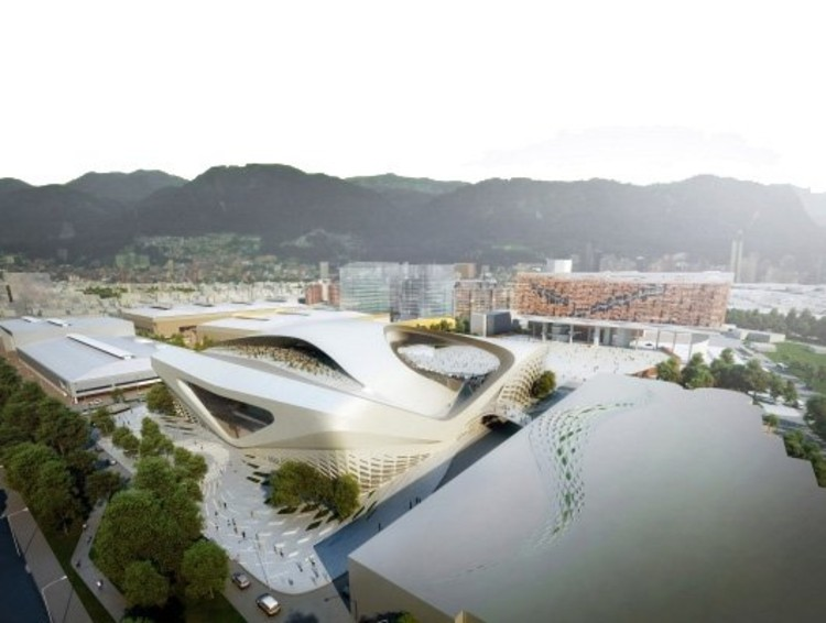 © Zaha Hadid Architects + JMPF Arquitectos