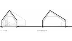 Iglesia Menonita / FARO Architecten