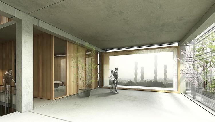 © H Arquitectes + dataAE