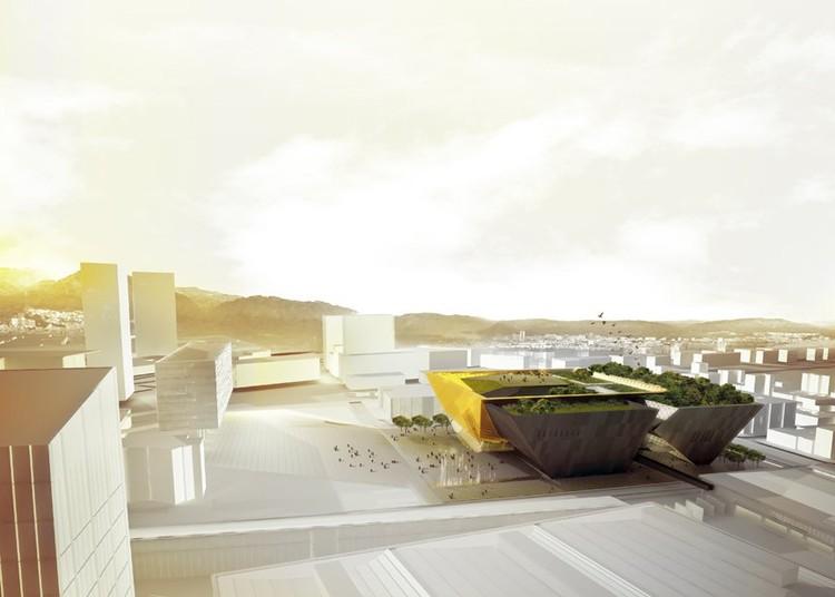 © Saucier + Perrotte architects