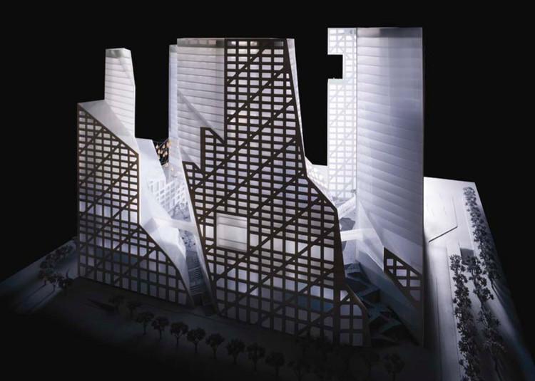 © Steven Hall Architects