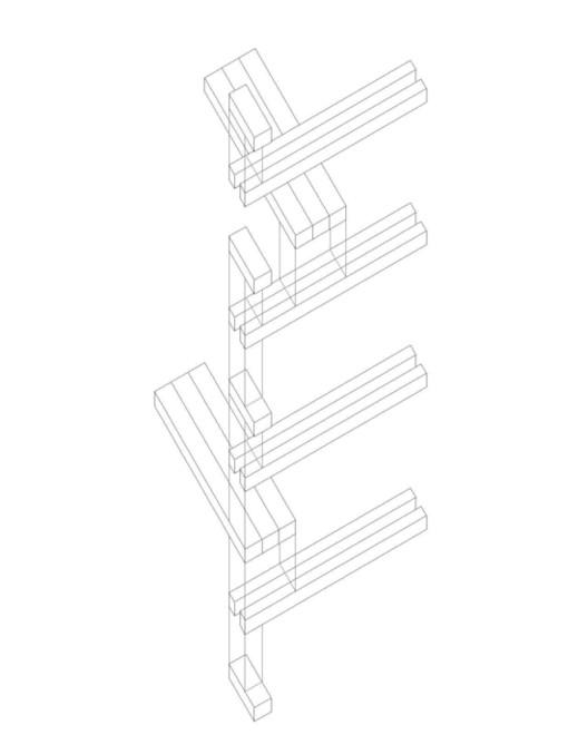 Axonométrica 2