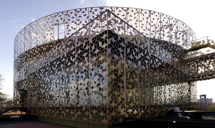 Reforma del Centro de Control de Satélites Hispasat. Madrid, 2009