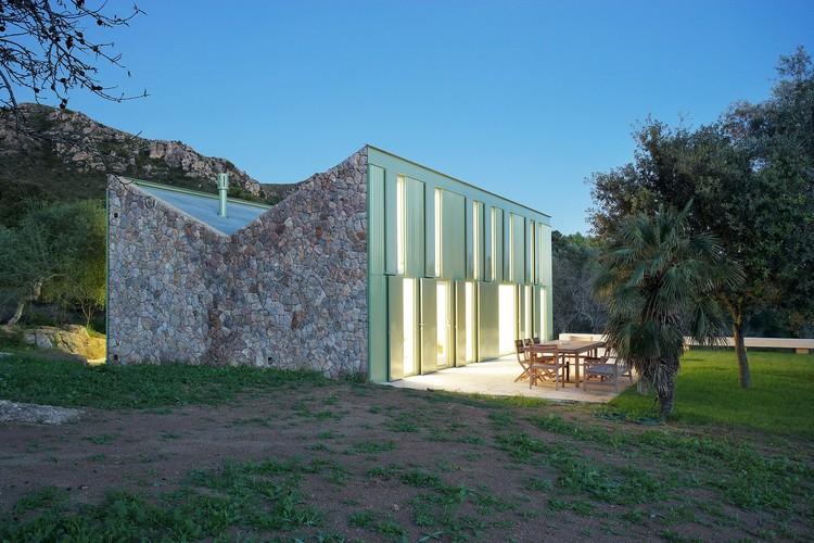 Casa en el Campo, Artá, Mallorca, 2007