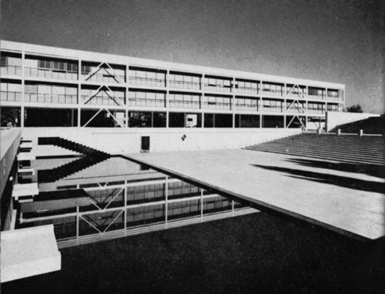 ex edificio Instituto de Química - Emilio Duhart