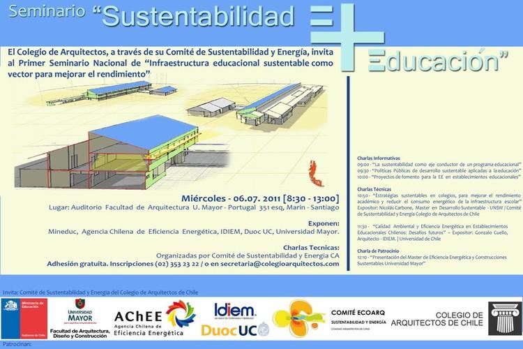 seminario sustentabilidad educaci n plataforma