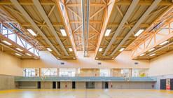 Hacine Cherifi Gymnasium / Tectoniques Architects