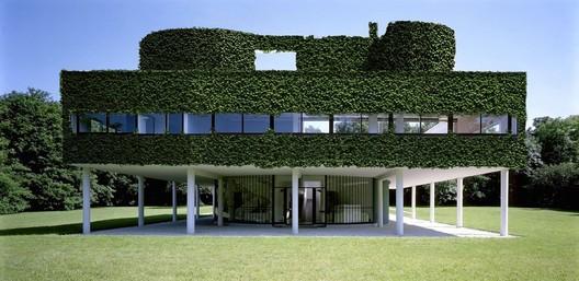 Villa Ecológica Saboya, Poissy – Le Corbusier, 1929 © STAR strategies + architecture