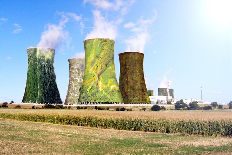 Central Nuclear Ecológica, Dukovany © STAR strategies + architecture