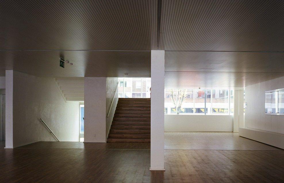 Conservatorio m sica bilbao roberto ercilla arquitectura - Conservatorio musica bilbao ...