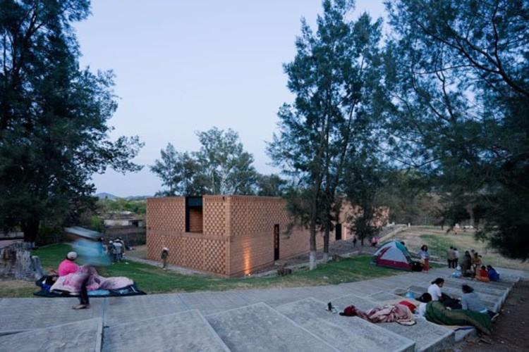 Refugios Estanzuela+Atenguillo por Luis Andrete © Iwan Baan